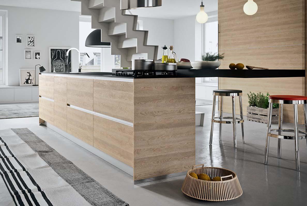 Cucina bahia mobili gamma srl for Progress mobili