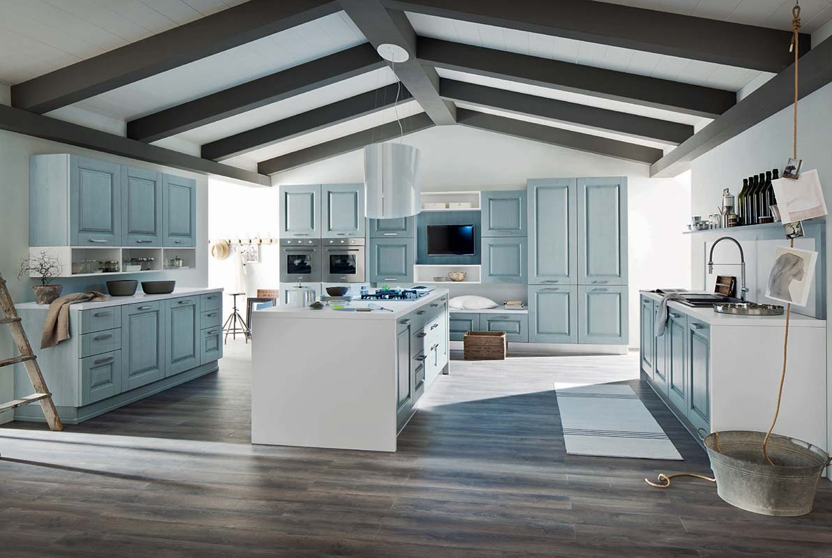 Cucina classica Ar-Tre Barchessa Rovere